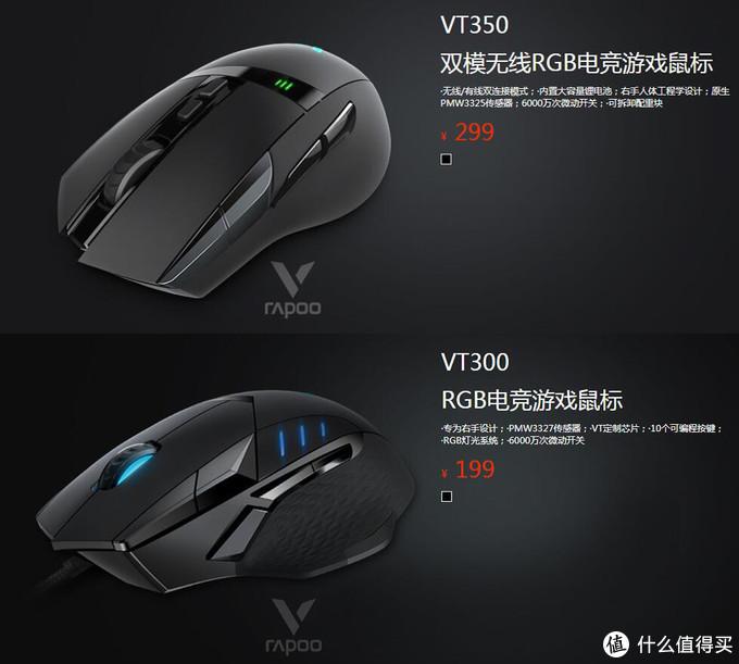 游戏办公两不误,诚意满满的性价比之作——雷柏VT900电竞鼠标深度评测