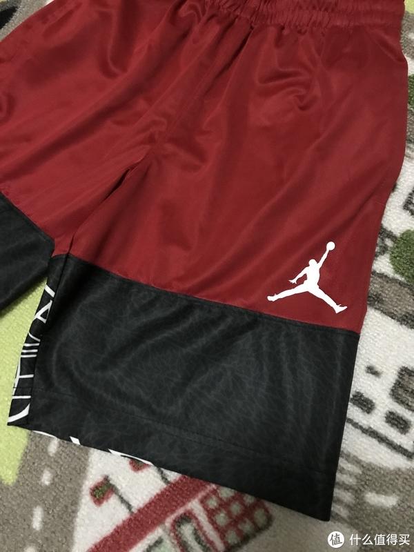 AIR JORDAN BLOCKOUT 男童速干篮球短裤