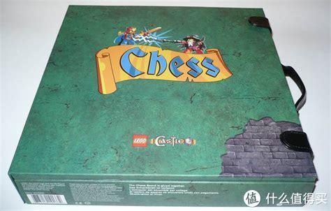 LEGO乐高棋类游戏套装知多少