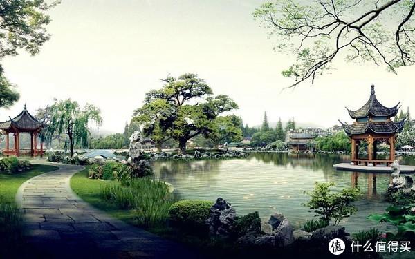 """""""池草涵青色,莺飞钓鱼台""""— 中国风积木 星堡 苏州园林之五:涵青亭评测"""