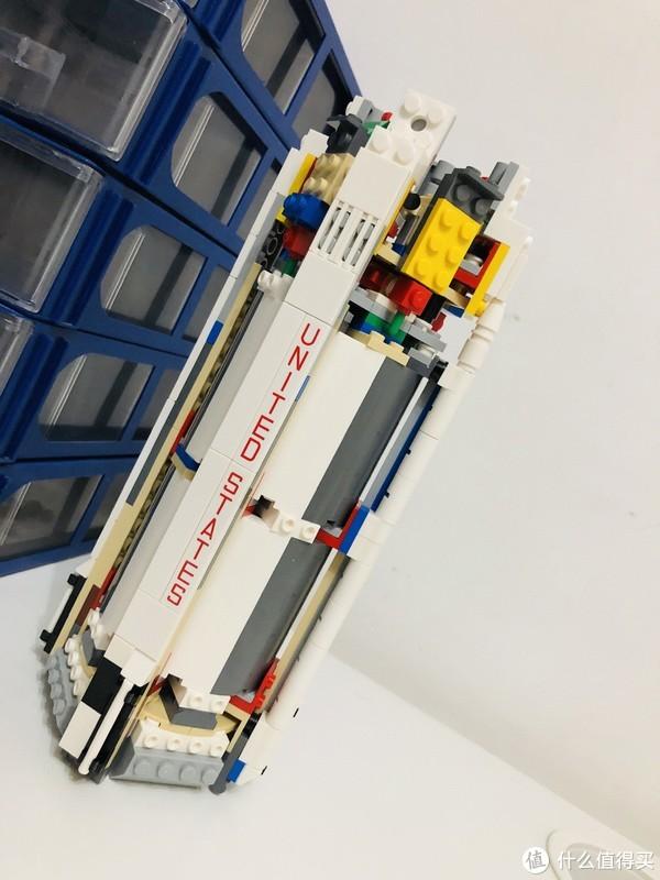 Journey to the Moon—LEGO 乐高 土星五号运载火箭