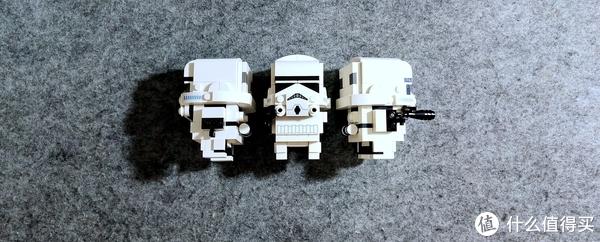 帝国暴风兵守护我的桌面—LEGO 乐高 41619/41620 方头仔 开箱简晒
