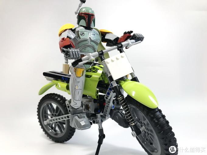 LEGO 乐高 拼拼乐 篇171: 咱也成了弩哥 之 星球大战系列 75533 波巴·费特 开箱