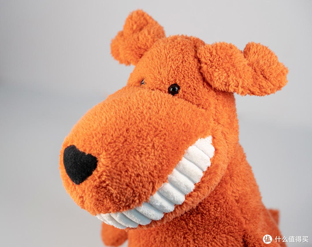 Jellycat 三傻:Toothy系列呲牙玩偶