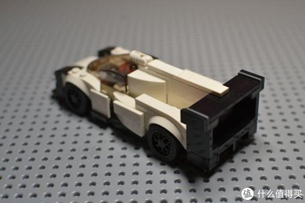 LEGO 乐高 超级赛车系列 75887 保时捷 919 Hybrid