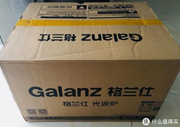 简约而不简单—Galanz 格兰仕 不锈钢内胆变频微波炉开箱