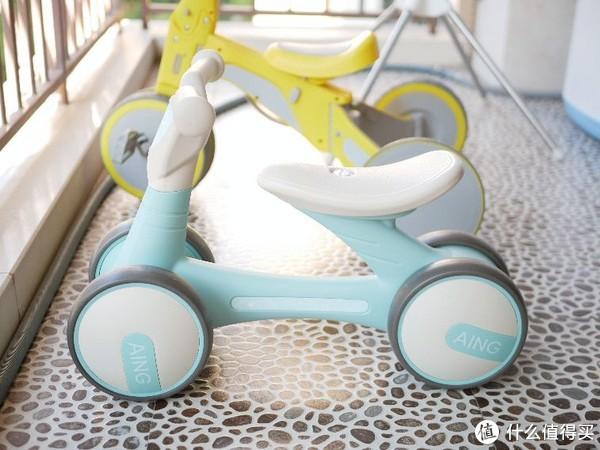 79元入手的爱音儿童滑行车