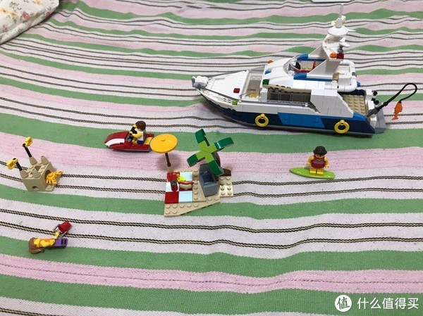 LEGO 乐高 31083 开箱及三种造型分享
