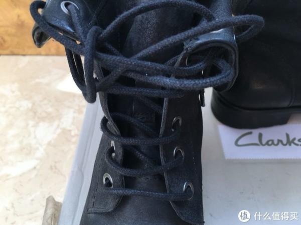 Clarks其乐机车靴晒单