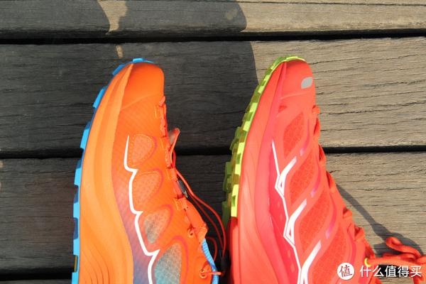 Fling的鞋面有低位排水口,适合雨水天和涉水露面的排水透气。