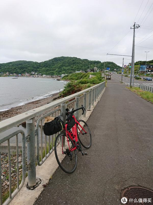 余市到小樽的路就很平淡无奇了,虽然上上下下翻山越岭,但毕竟距离太短了,毫无难度……绝对不是我喝了酒不记得了