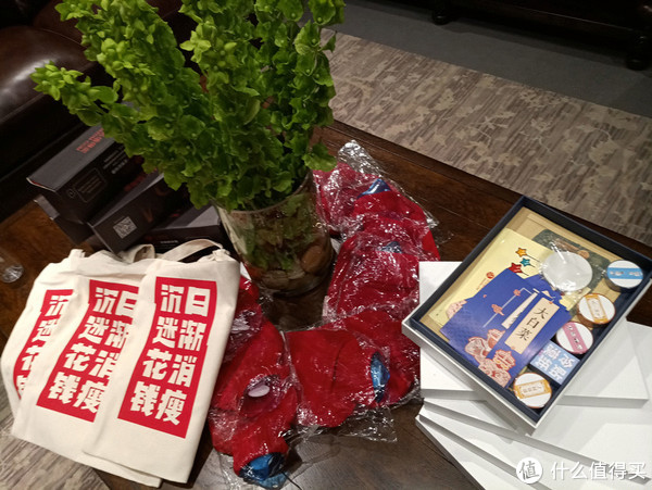 吃、喝、拿,重点是拿  上海2群线下活动奖品 飞宇 Vimble2 开箱