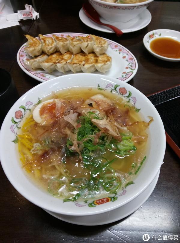 一个0532乡民在大阪神户的吃货之路