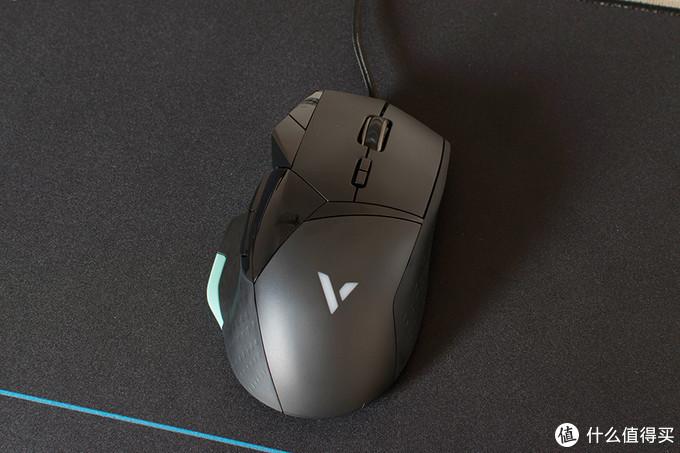 FPS吃鸡高性价比竞技游戏鼠标 - 雷柏VT系有线旗舰竞技鼠VT900