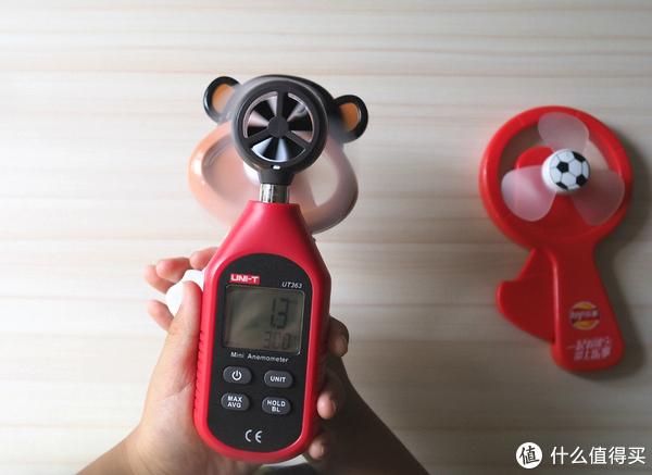 UNI-T 优利德 UT363 迷你型数字风速计开箱