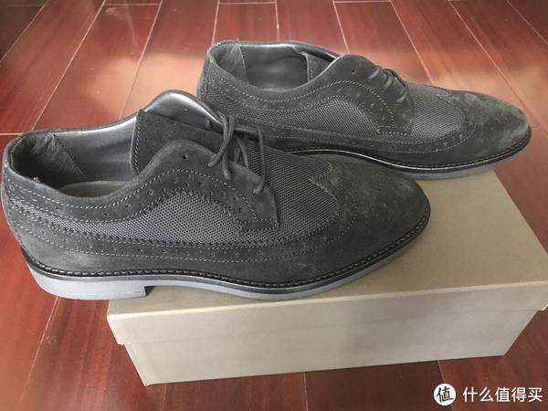 380美金的意大利产,A. Testoni 铁狮东尼 布洛克鞋