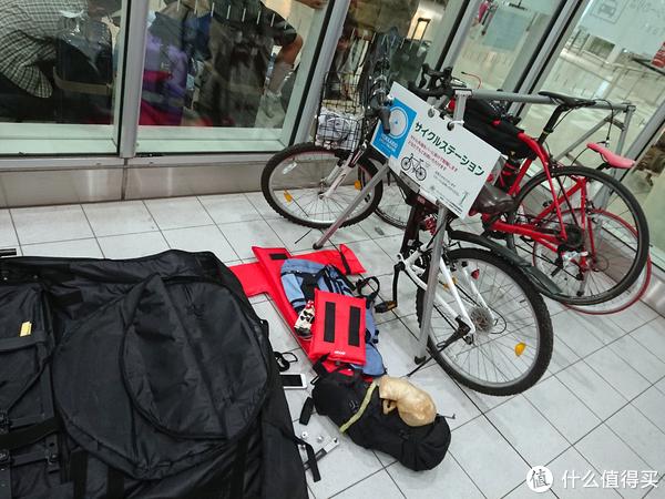 回到自行车Station,先去二楼取回了我的装车包
