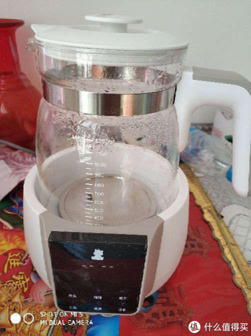 只能烧水,恒温使用,家里可以不用买热水壶了!