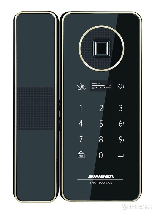如何选择高品质的玻璃门指纹锁?