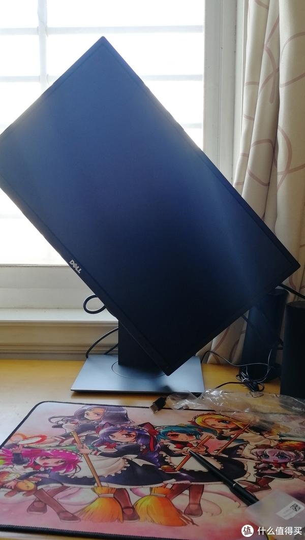只买最适合的,Dell 戴尔 SP2318H 显示器 开箱