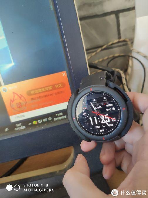 智能手表的十字路口—华米2018款amazfit手表开箱体验