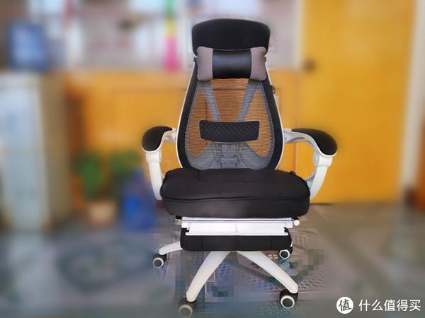 椅子中的战斗椅,春夏秋冬,一椅相伴!黑白调体验