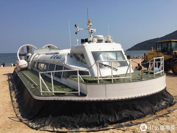 很威武的气垫船并没有开放,难道景区嫌赚的钱太多烫手了?