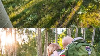 珀蔻珀玉版 oco AG Premium 儿童背架购买理由(安全感 视线)