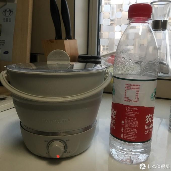 旅游利器——折叠电煮锅