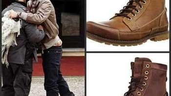 添柏岚 15551 男款 短靴购买理由(外形 价格)