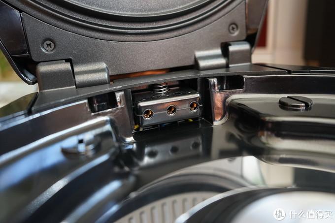 这个背壳能烙饼:Liven 利仁 LR-A434A 双面加热可拆洗电饼铛