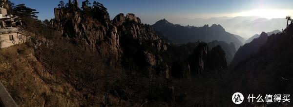 黄山日出(全景)