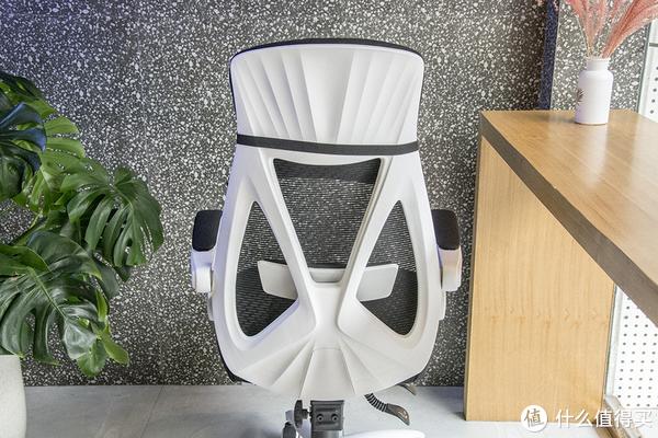  入手了一款不错的办公椅,每天都给脊柱放个假