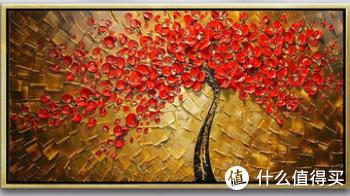 家装艺术进阶—手工油画的选购