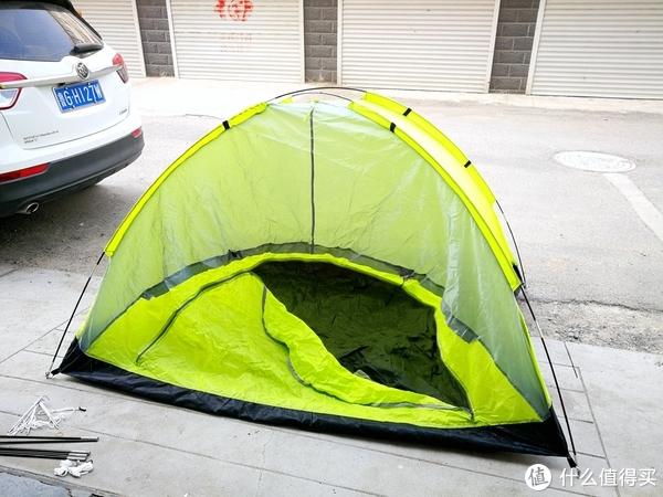 普通帐篷还是自动帐篷?