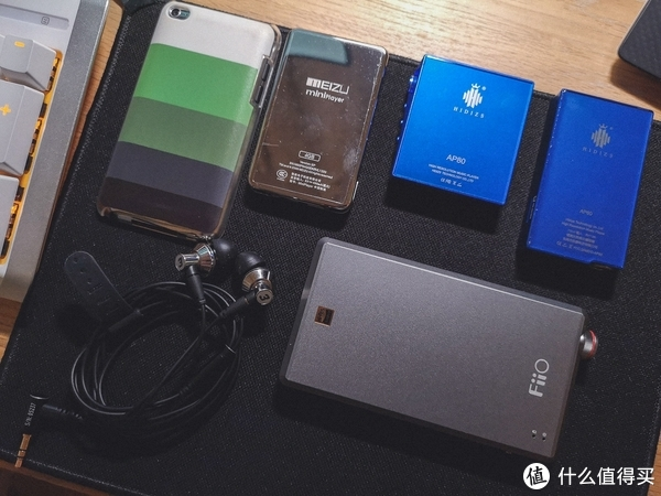 丢掉手机听音乐:Hidizs AP80随身播放器