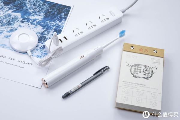 一个10年以上电动牙刷重度用户体验与对比,它值不值:京造声波电动牙刷JZLITE