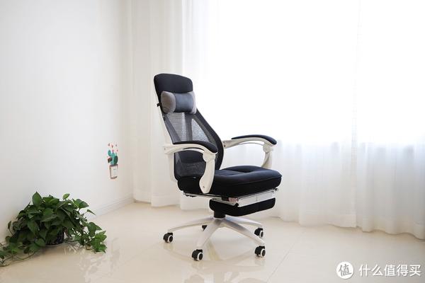 """国庆十一哪都不去,黑白调电脑椅让你坐在家里""""听海"""""""