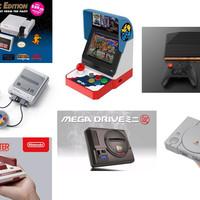任天堂Classic Mini 复刻游戏主机购买理由(成色|游戏)