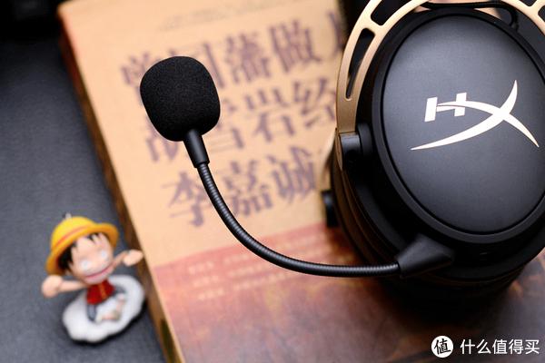 双音腔结构了解一下,HyperX Alpha黑金纪念版耳机开箱体验