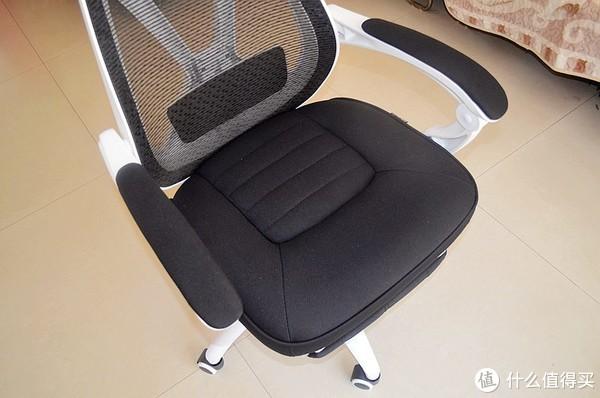 黑白调听海电脑椅:枕在贝壳上听海的声音,舒服!
