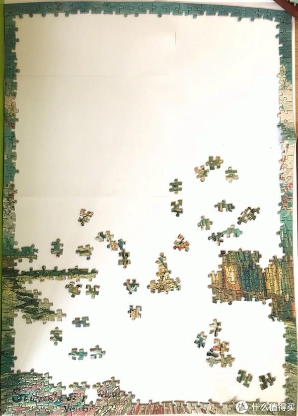 Ricordi拼图,梵高 纪念莫夫(盛开的桃花树)1000片