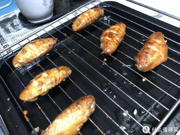 新手的第一次烤鸡翅体验 长帝CRTF32PD入门级电烤箱开箱