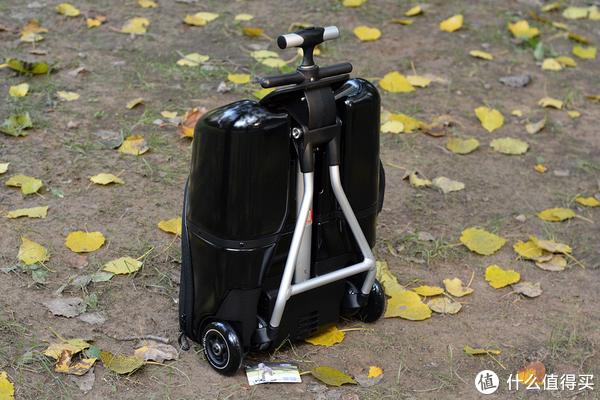 宝妈带娃神器,回头率超高的micro米高懒人行李箱