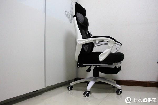 不吝啬用料才能做出好椅子:黑白调电脑椅【开箱】