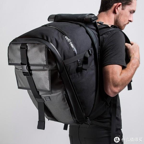 带翻盖的包有什么用? 9款翻盖双肩背包推荐