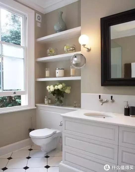 卫生间没有窗户怎么办?4招教你改善没窗户的卫生间