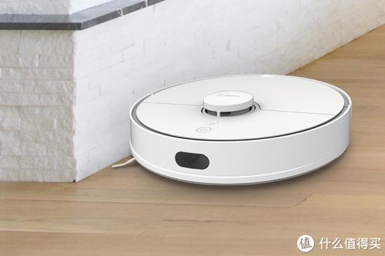 更大吸力、更高性价比:360 发布 S5 智能扫地机器人