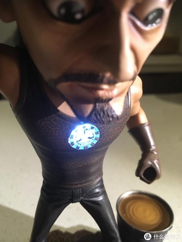开拓漫威宇宙的男人:LBS 可乐定制托尼开箱及展示