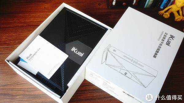 不管白猫还是黑猫,不断线的才是好路由,企业级智能千兆无线路由器爱快iKuai Q80体验